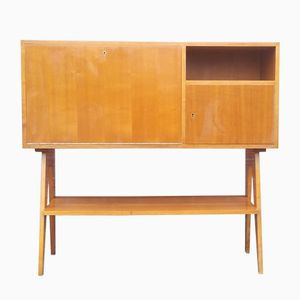 Hohes Mid-Century Sideboard, 1960er
