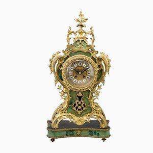 Antike Kaminuhr von Fine Gustav Becker