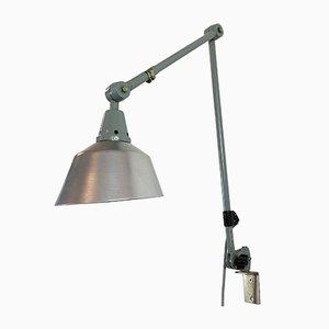 Deutsche Industrielle Vintage Lampe von Curt Fischer für Midgard