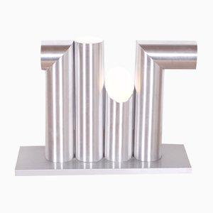 Skulpturale Mid-Century Tischlampe von Maurice Grothausen für Raak, 1960er