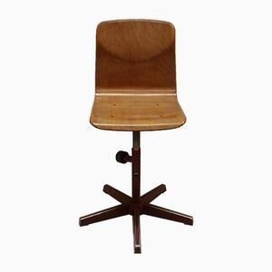 Kleiner Verstellbarer Stuhl von Galvanitas, 1980er