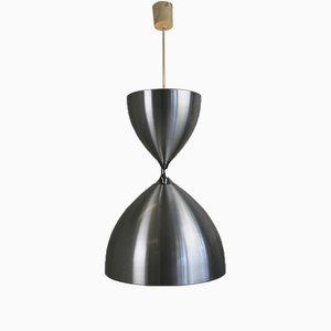 Large Vega Pendant Light by Jo Hammerborg for Fog & Mørup, 1968