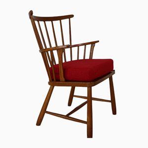 Windsor 1638 Stuhl von Ove Boldt für Fritz Hansen, 1960er