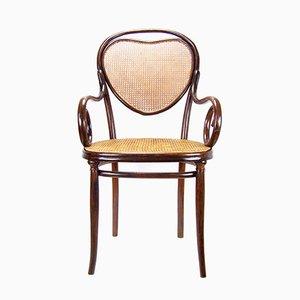 Wiener Nr. 3 Armlehnstuhl von Thonet, 1860er