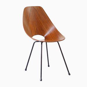 Italian Medea Chair by Vittorio Nobili for Fratelli Tagliabue, 1955