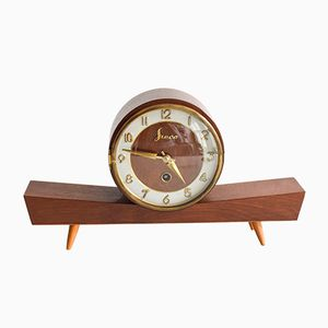 Mantel Clock from Sieco, 1960s
