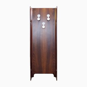 Vintage Italian Rosewood Coat Rack from Fiarm