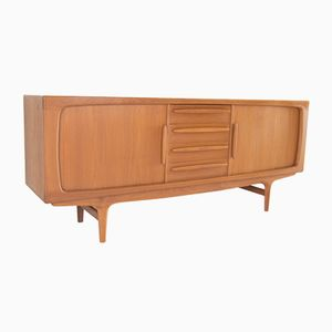 Vintage Sideboard with 4 Drawers from Bramin, 1960s