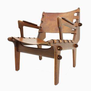 Mid-Century Armlehnstuhl von Angel Pazmino, 1960er