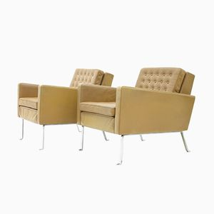 Mid-Century Model 460S Armchairs by Roland Rainer, 1956, Set of 2
