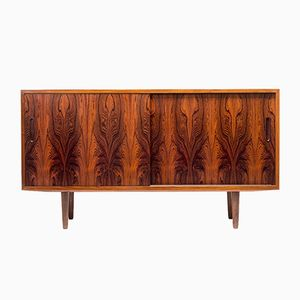 Vintage Danish Rosewood Sideboard by Carlo Jensen for Hundevad & Co.