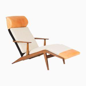 Chaise longue di Svante Skogh per Engen Möbler, anni '50