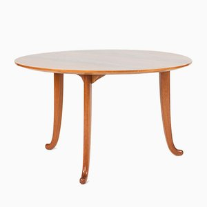 Mahogany Coffee Table by Josef Frank for Svenskt Tenn, 1940s