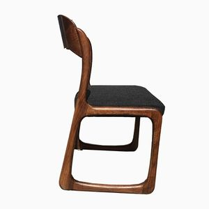 Sled Chairs, 1965, Set of 6
