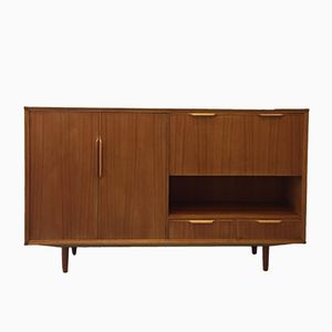 Vintage Highboard with Storage, 1960s