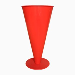 Vintage Conical Space Age Umbrella Stand by Hansjerg Maier-Aichen for Authentics