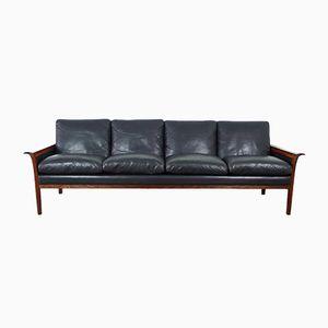 Mid-Century 4-Seater Sofa by Hans Olsen for Vatne Mobler, 1960s