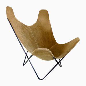 Butterfly Chair von Jorge Ferrari-Hardoy, Juan Kurchan und Antonio Bonet für Knoll, 1970er