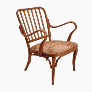 Vintage A752 Armchair by Josef Frank for Thonet