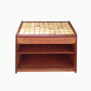 Mid-Century Tiled Shelves by G-Plan