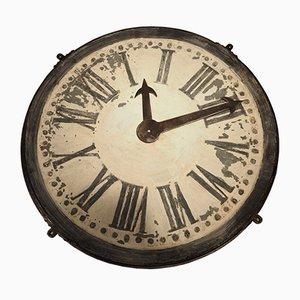 Large Church Clock Dial, 1930s