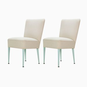 Cocktail Chairs, 1950s, Set of 2