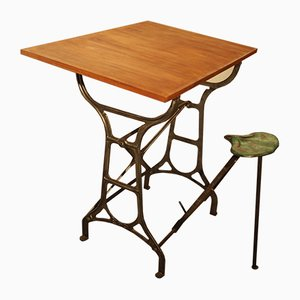 Industrial Drafting Table from EPDI, 1940s