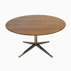 Walnut Dining Table by Florence Knoll for Knoll International, 1970s