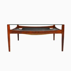 Rio Rosewood Coffee Table by Kristian Vedel for Søren Willardsen, 1960s