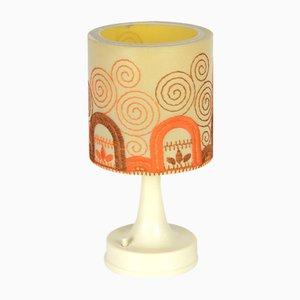 Vintage Czech Table Lamp, 1970s