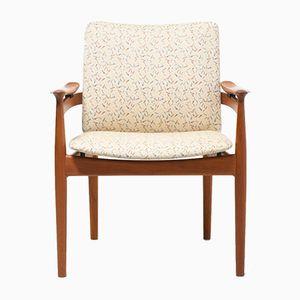 Vintage 192 Stuhl von Finn Juhl für France & Søn