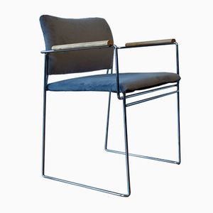 Jano LG BR Chair by Kazuhide Takahama for Cassina, 1960s