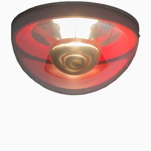 Vintage Spy / Spion Lamp by Verner Panton