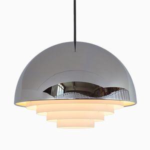 Vintage Milieu Lamp by Jo Hammerborg for Fog & Mørup