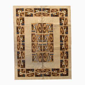 Ecuadorianischer Handgeknüpfter Vintage Teppich, 1930er