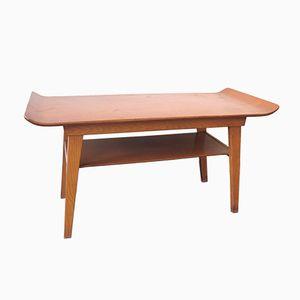 Small English Coffee Table, 1960s