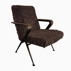Repose Lounge Chair by Friso Kramer for Ahrend de Cirkel, 1960s