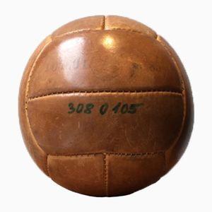 Vintage 1kg Medicine Ball, 1940s