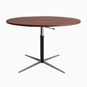 Teak Table by J.M. Thomas for Wilhelm Renz, 1960s