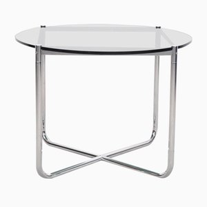 MR Side Table by Ludwig Mies van der Rohe for Knoll International, 1970s