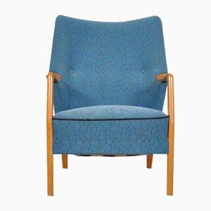 Norwegischer Eichenholz Sessel