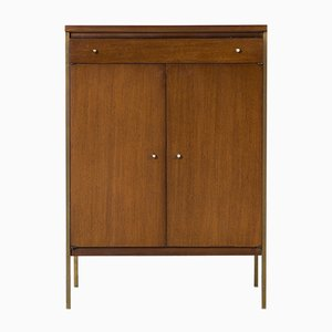 Connoisseur Collection Magnetic Pull Cabinet by Paul McCobb for H. Sacks + Sons Brookline Mass, 1950s
