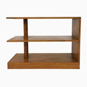 Solid Wooden Shelf, 1940s