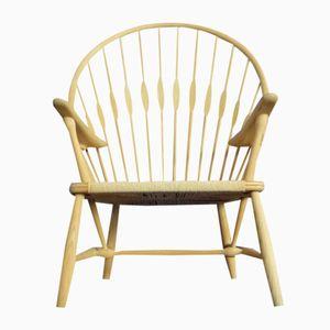 Dänischer Peacock Chair von Hans J. Wegner für PP Møbler, 1980er