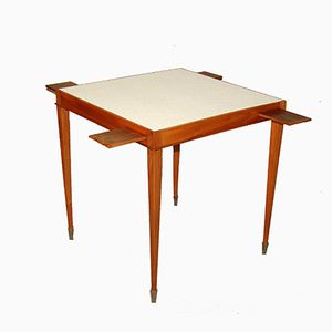 Art Deco Game Table, 1930s