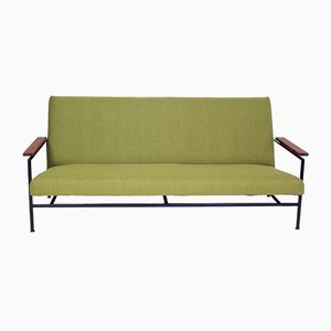 Mid-Century Green Sofa by Rob Parry for Gelderland
