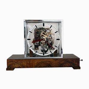 ATO Magnetic Pendulum Clock by Leon Hatot, 1940s