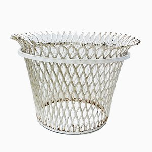 Metal Basket by Mathieu Matégot, 1950s