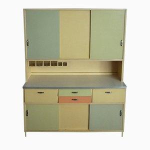 Deutscher Küchenschrank, 1950er