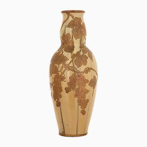 Art Nouveau Vase by Pierre Adrien Dalpayrat